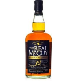 The Real McCoy The Real McCoy Rum 12yr