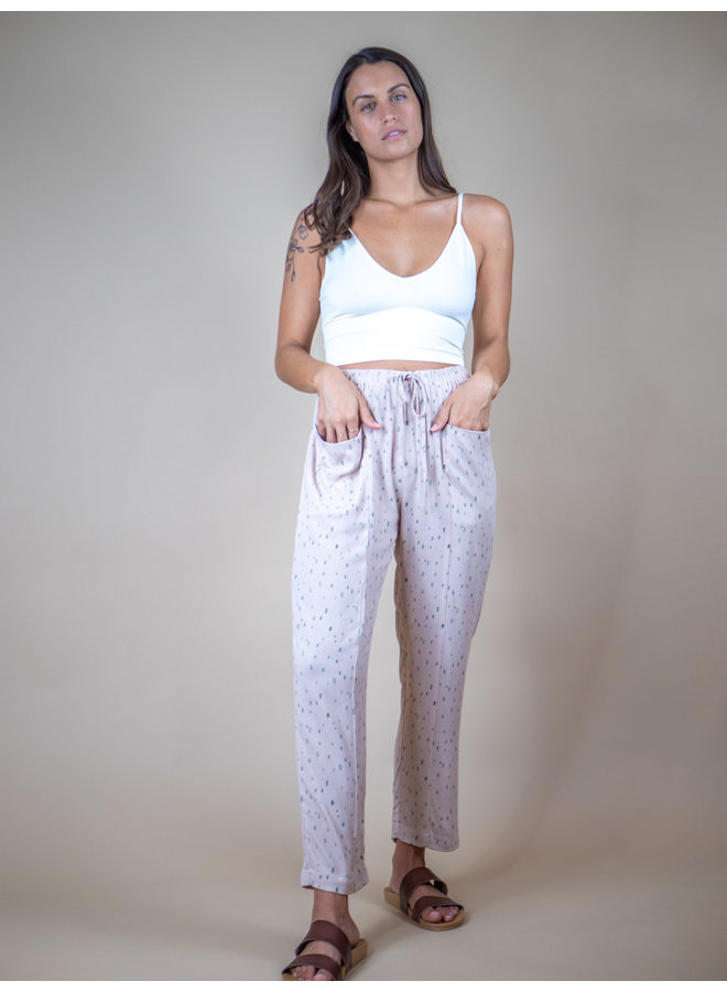 Watercolor Spot Pants