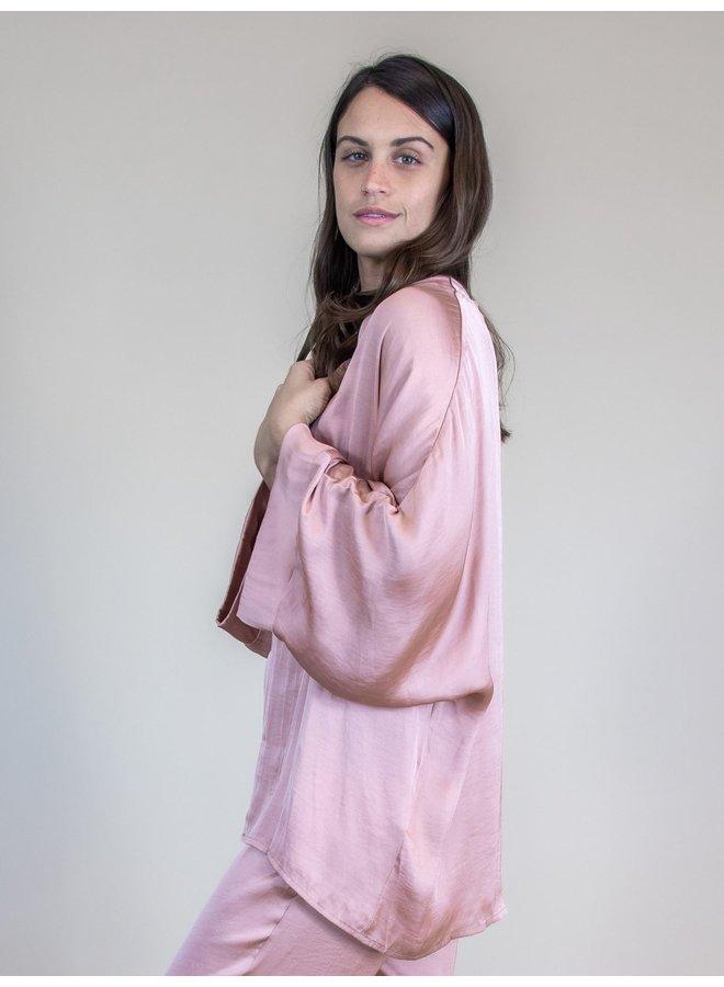 Satin Doll Kimono