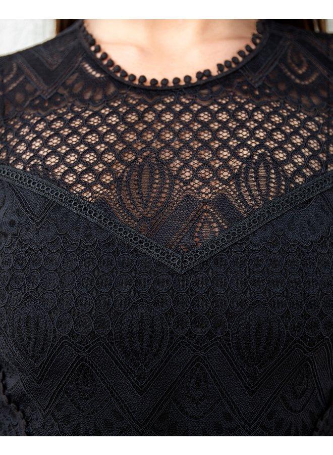 Black Bodycan Dress