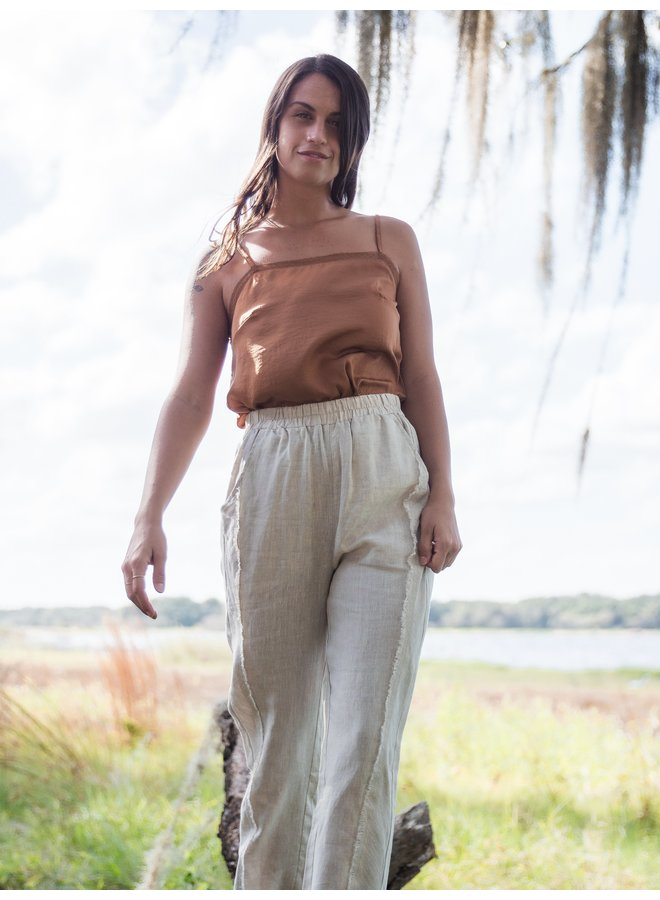 Shoreside Linen Pants