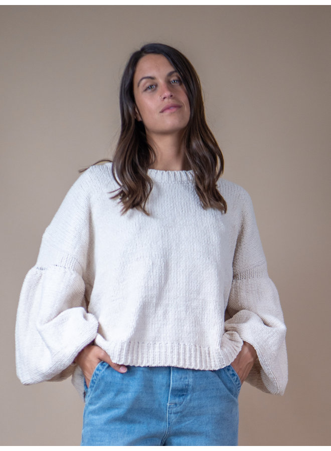 White Shores Sweater