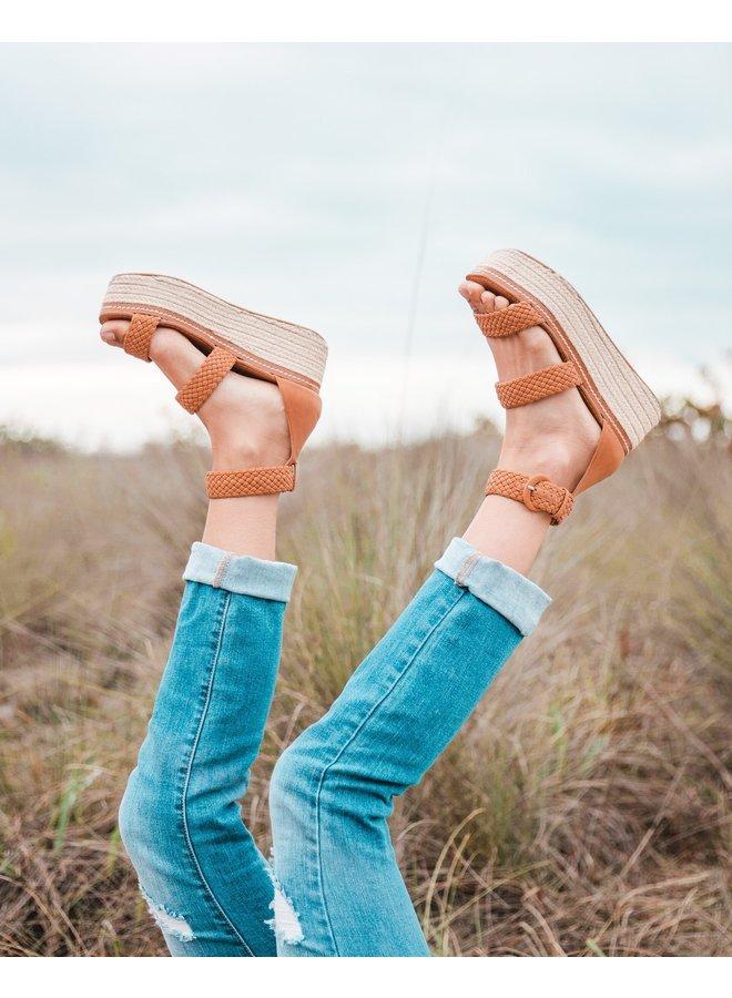 Zoe Espadrille Sandals