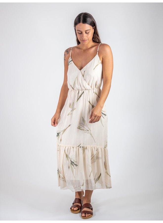 Ivory Sage Dress