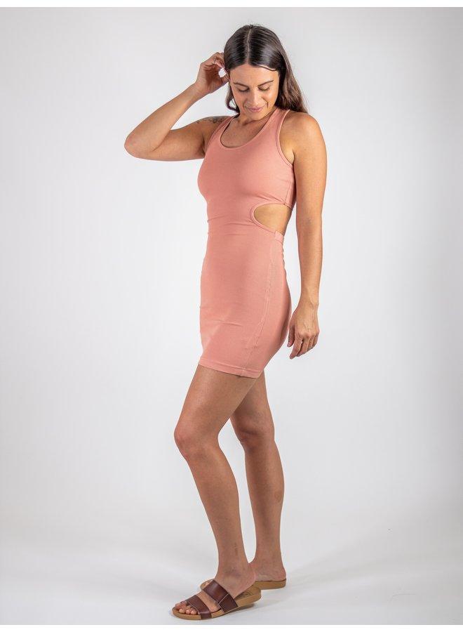 Fiona Cut-Out Mini Dress