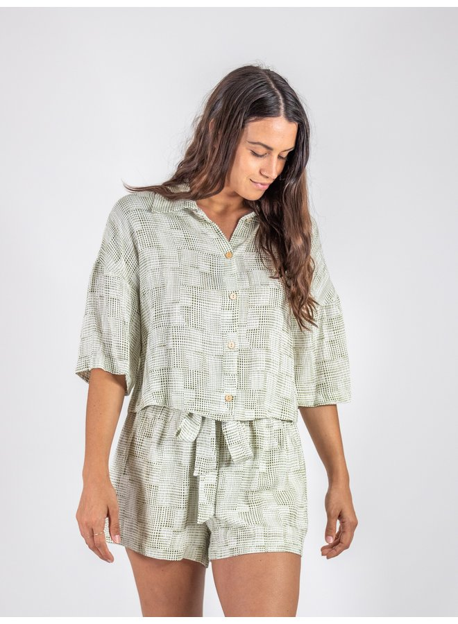 Waverly Button Down Top