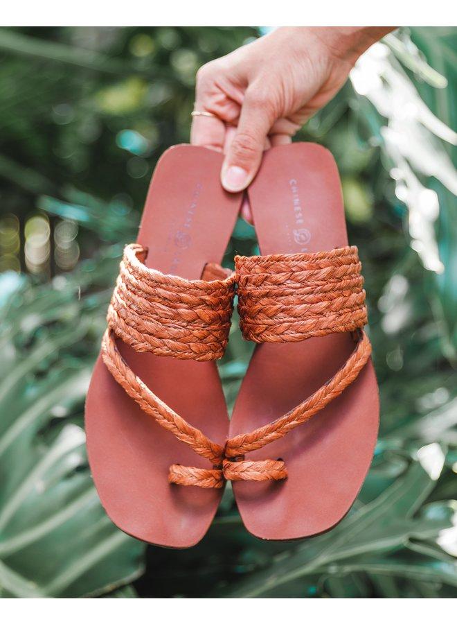 Raina Slide Sandals