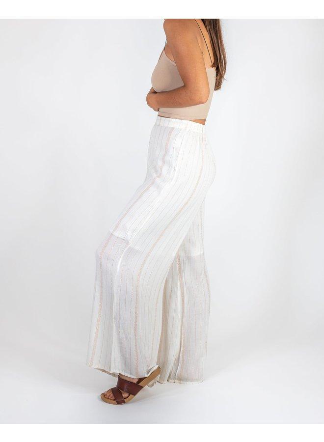 Summer Solstice Striped Pants
