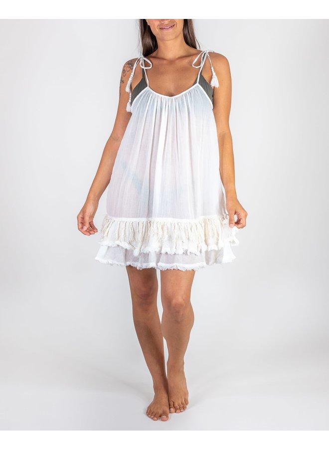 Mini Boho Cover-up Dress