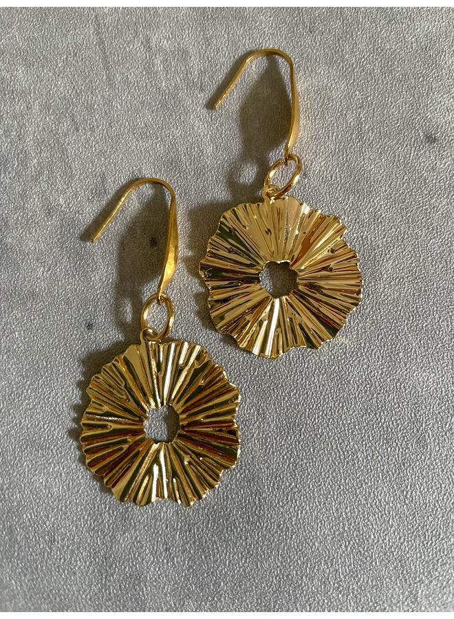 Sunray Earrings