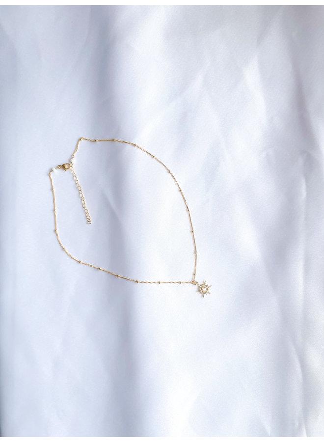 Astraea Opal Necklace