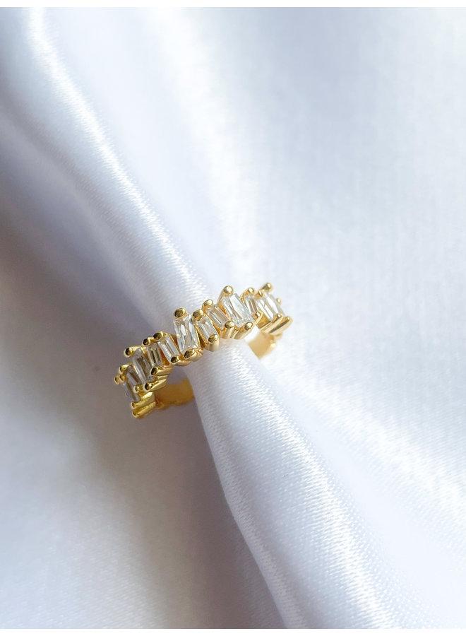 Gemma Stone Earring Cuff