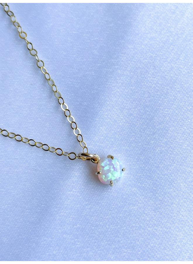 Gld Opal Drop