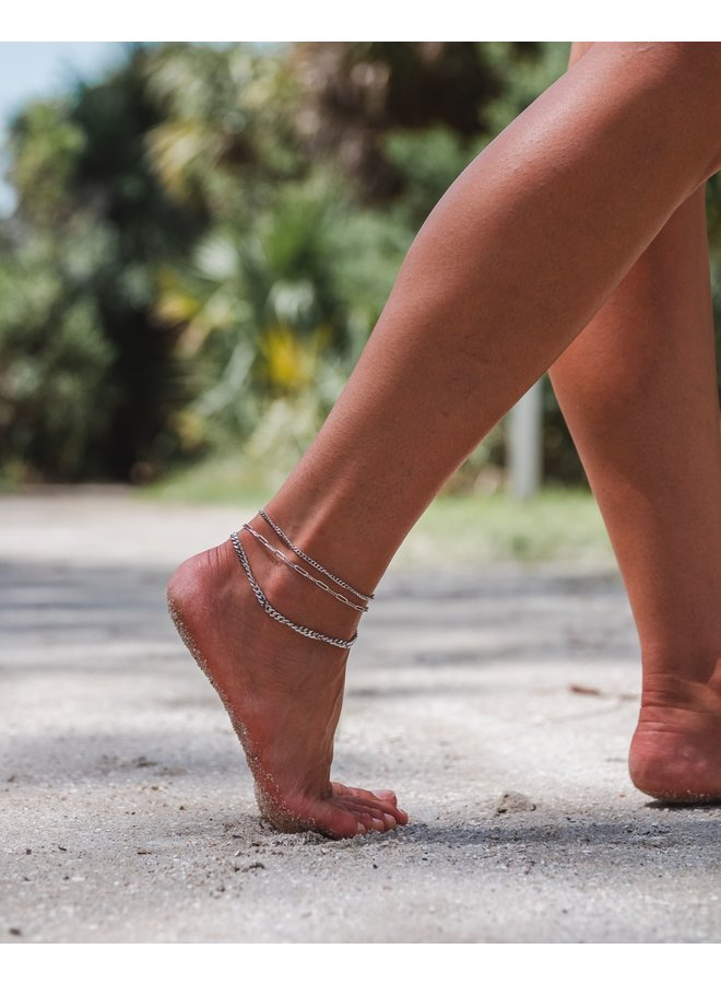 Lei Chain Anklets