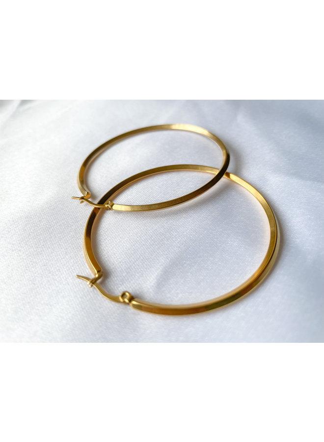 G.Zoey Hoops Earrings  Sahira