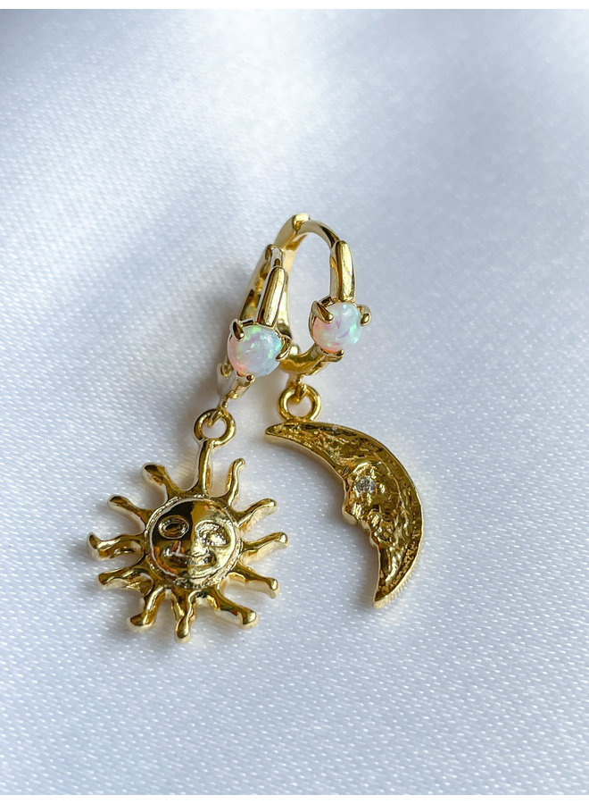 Harmony In The Air Earring