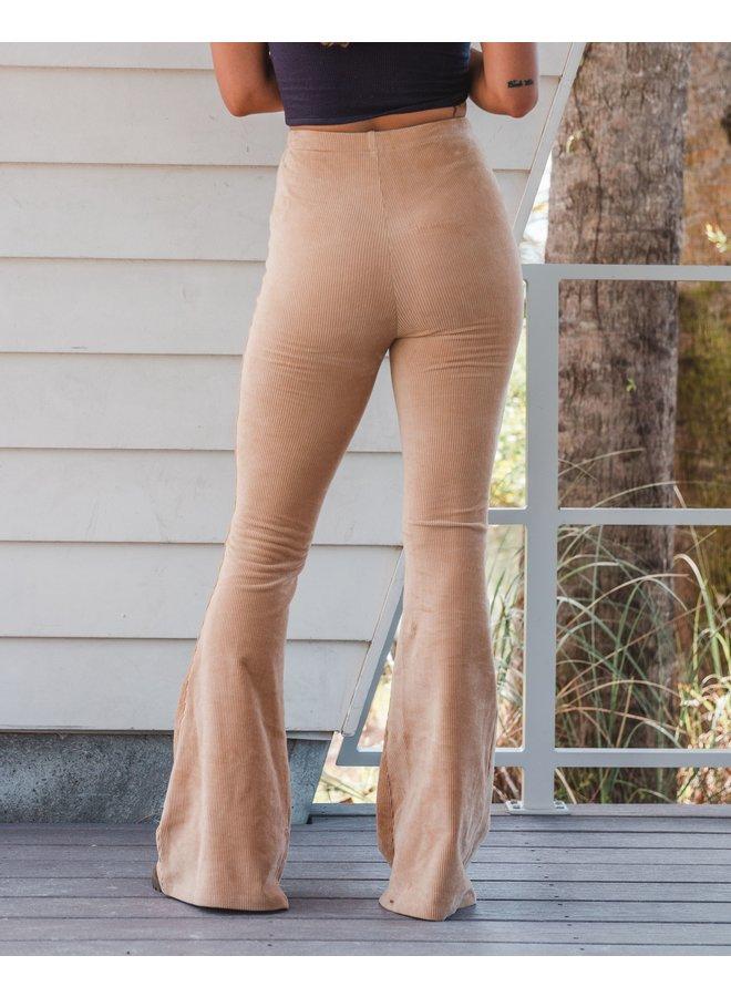 Jodi Corduroy Flare Pants