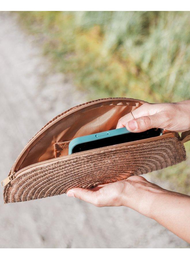 Rat Clutch Wallet Wristlet  Seven Island