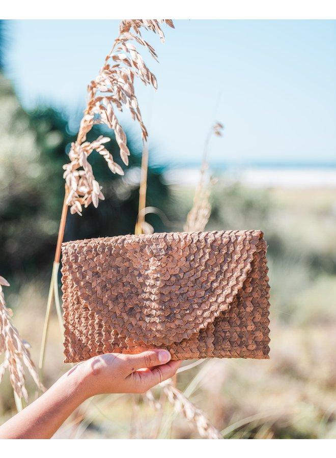 Rat Clutch Wallet Handbag Seven Island