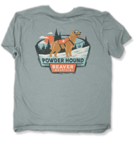 The Duck Company Powderhound T-Shirt