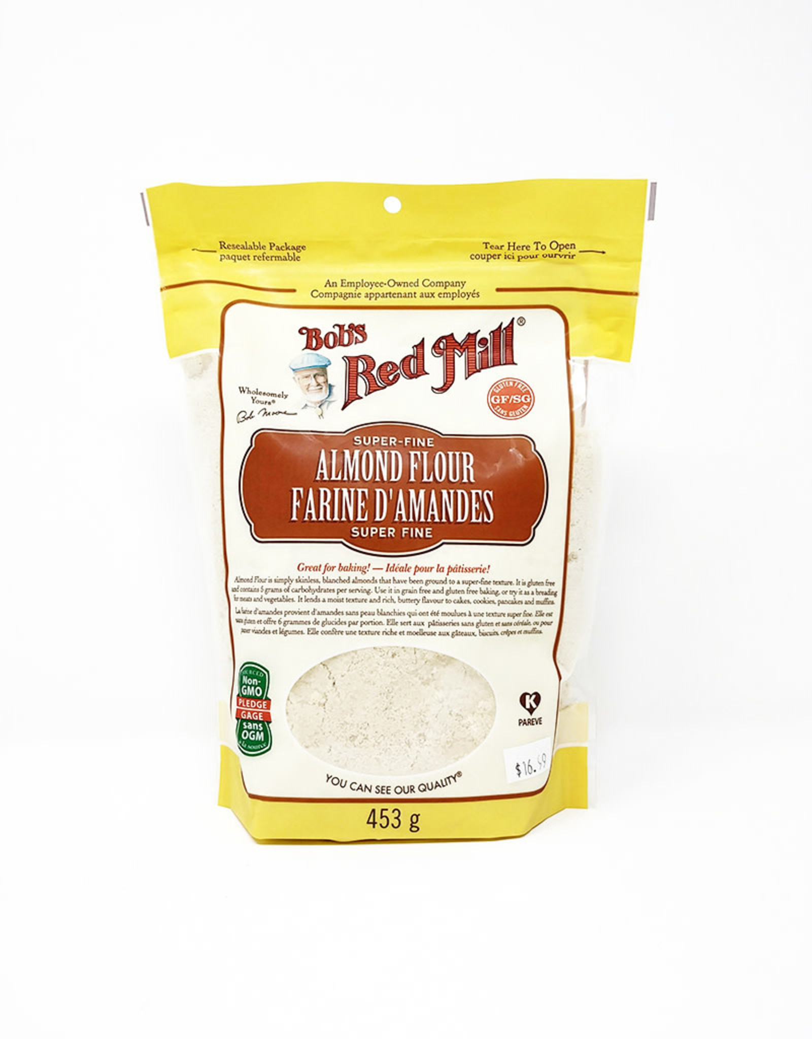 Bobs Red Mill Bobs Red Mill - Almond Flour, Super Fine (453g)