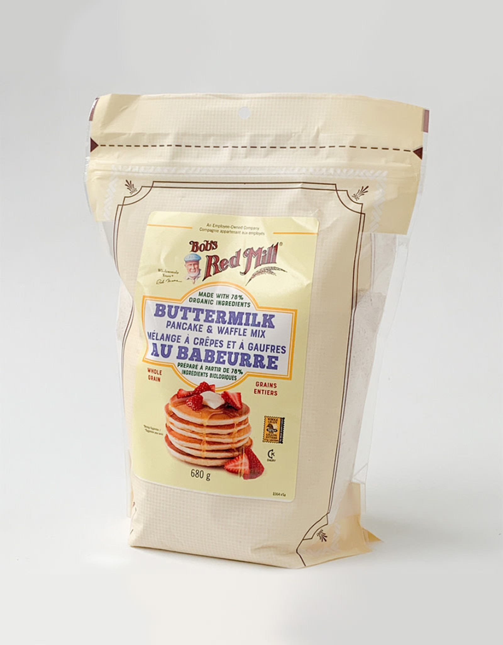 Bobs Red Mill Bobs Red Mill - Pancake Mix, Gluten Free (680g)