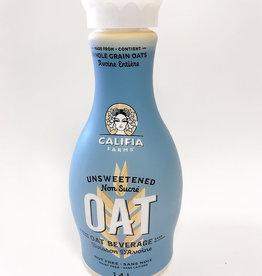 Califia Califia - Oat Milk Unsweetened, 1.4L