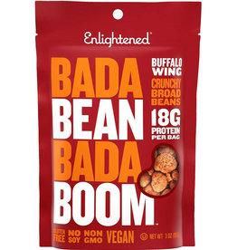 Enlightened Enlightened - Roasted Broad Bean Crisps, Buffalo Wing