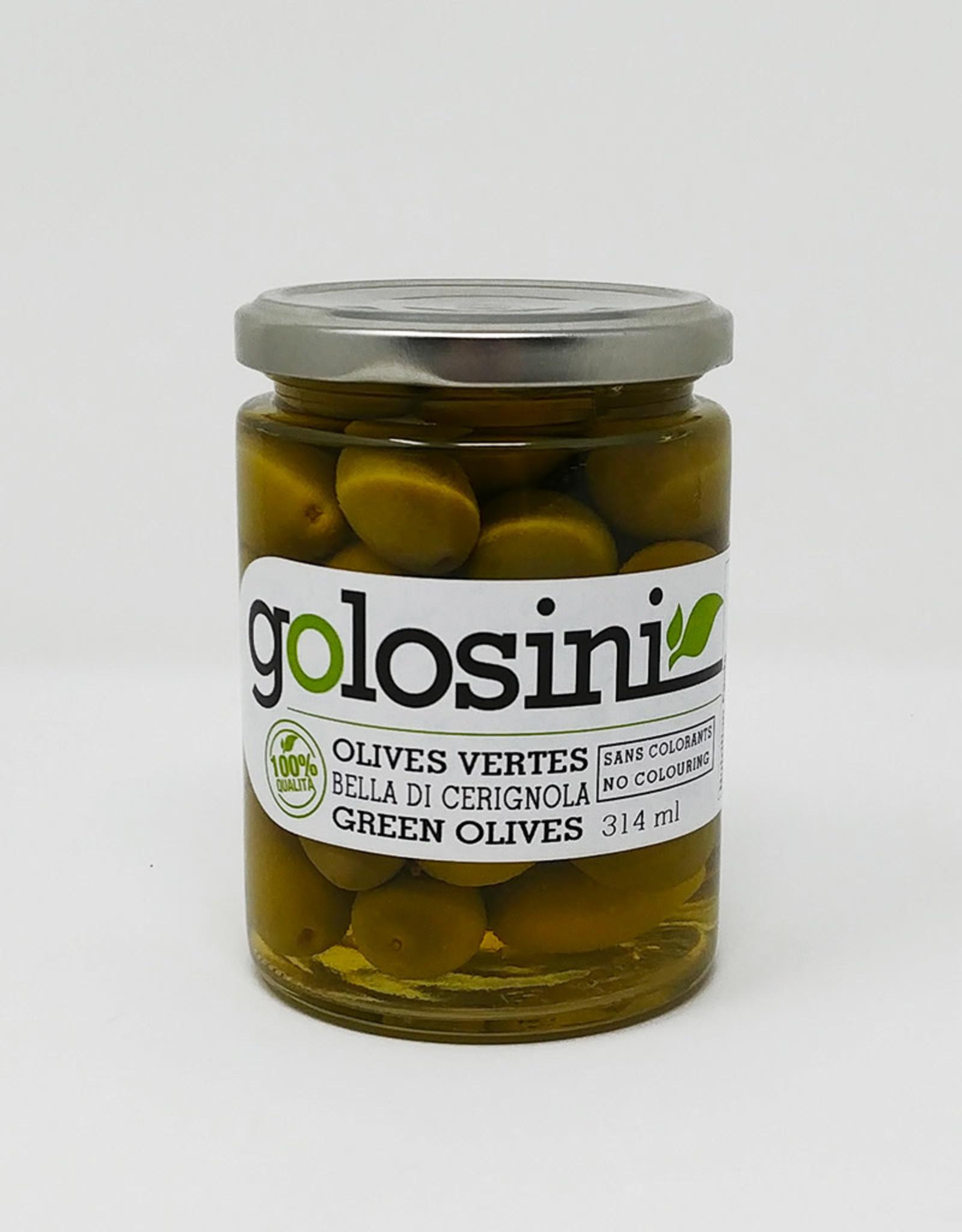 Golosini Golosini - Olives Green (314g)