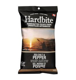 Hardbite Hardbite - Chips, Sea Salt & Pepper (150g)