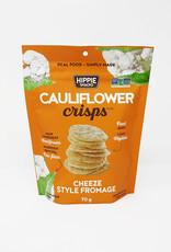 Hippie Snacks Hippie Snacks - Cauliflower Crisps, Cheese