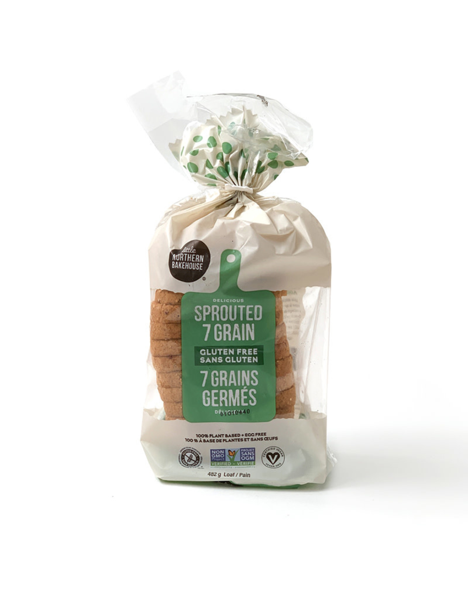 Northern Bakehouse Little Northern Bakehouse - GF Bread, Sprouted 7 Grain
