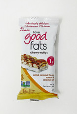 Love Good Fats Love Good Fats - Chewy-Nutty, Salted Caramel (40g)
