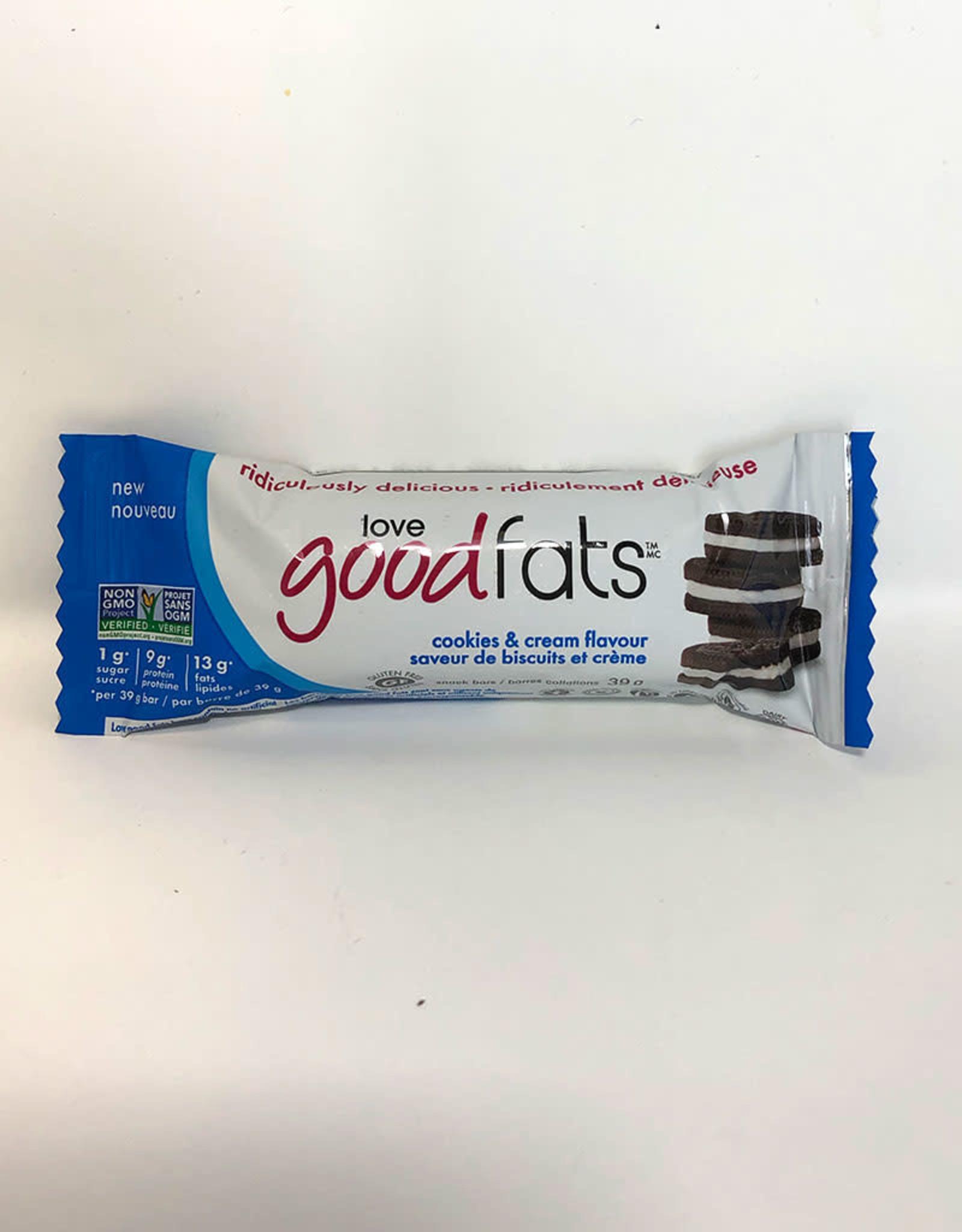 Love Good Fats Love Good Fats - Cookies & Cream