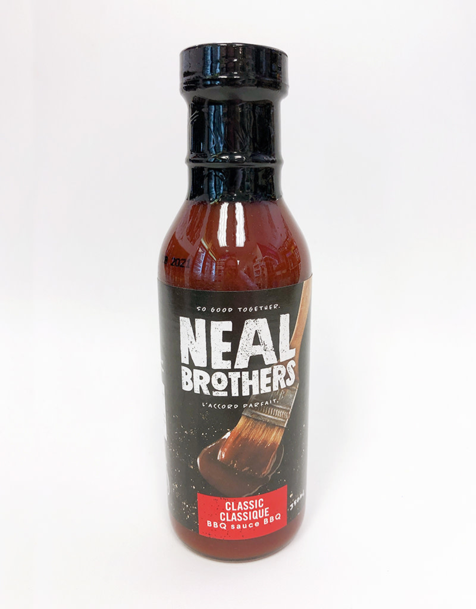 Neal Brothers Neal Brothers - All Natural BBQ Sauce, Classic BBQ
