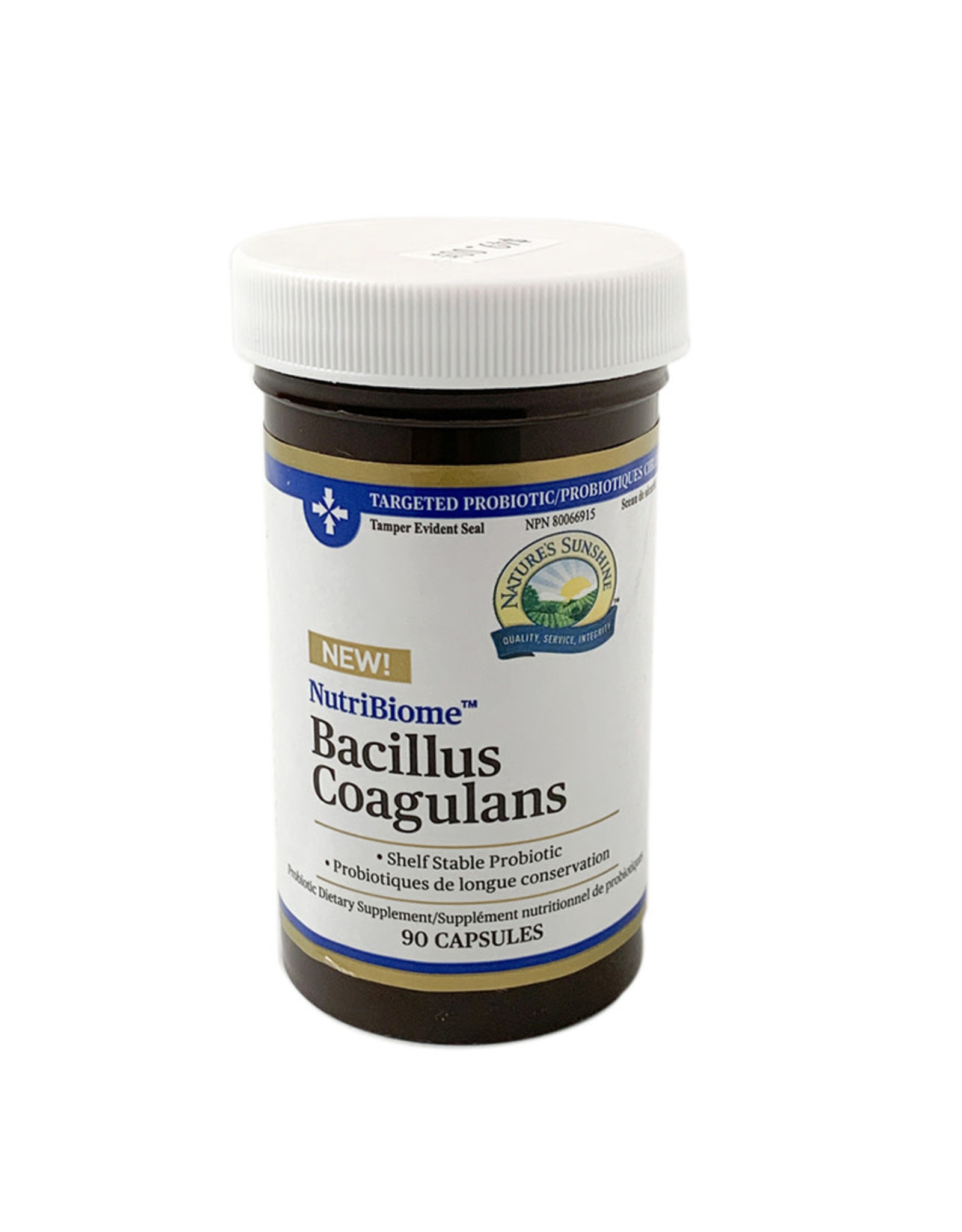 Natures Sunshine NS - Bacillus Coagulans (90 caps)