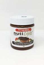 Nutilight Nutilight - Hazelnut Spread, Dark Chocolate (312g)