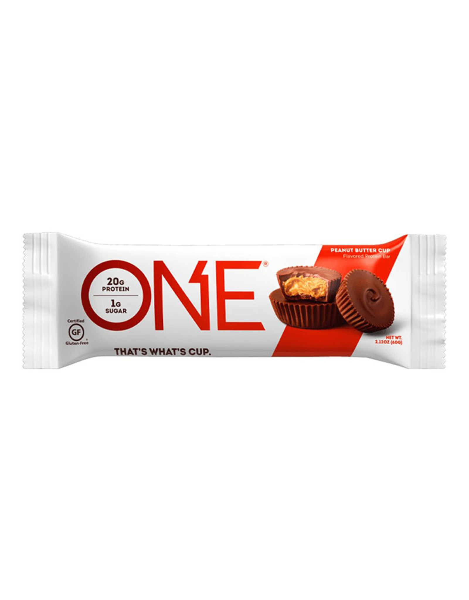 Oh Yeah Oh Yeah One Bar - Peanut Butter Cup (60g)
