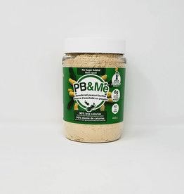 PB & Me PB & Me - Powdered Peanut Butter, Traditional (453g)