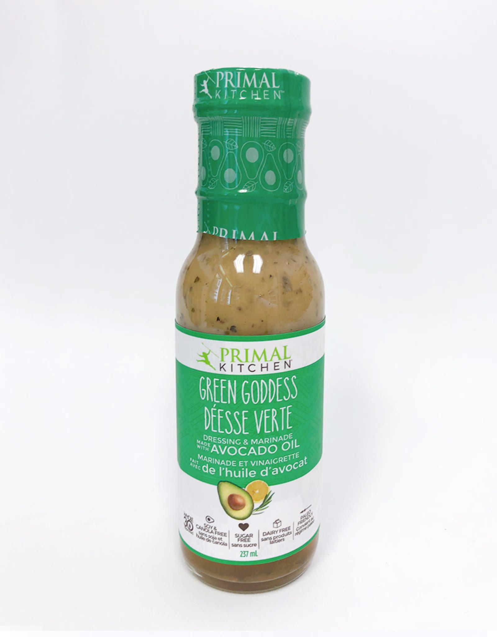 Primal Kitchen Primal Kitchen - Dressing, Green Goddess (237ml)