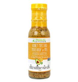 Primal Kitchen Primal Kitchen - Dressing, Honey Mustard Vinaigrette (237ml)