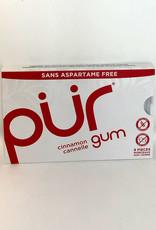 PUR PUR - Gum, Cinnamon (9pc)