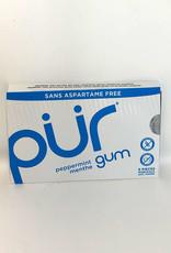 PUR PUR - Gum, Peppermint (9pc)