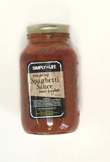 Simply For Life SFL - Homemade Spaghetti Sauce