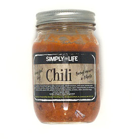 Simply For Life SFL - Chili, Small