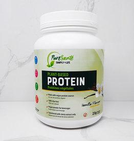 Pure Sante SFL - Protein Powder, Vegan Vanilla (2 lbs)