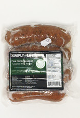 Simply For Life SFL - Sausages, Fine Herbs