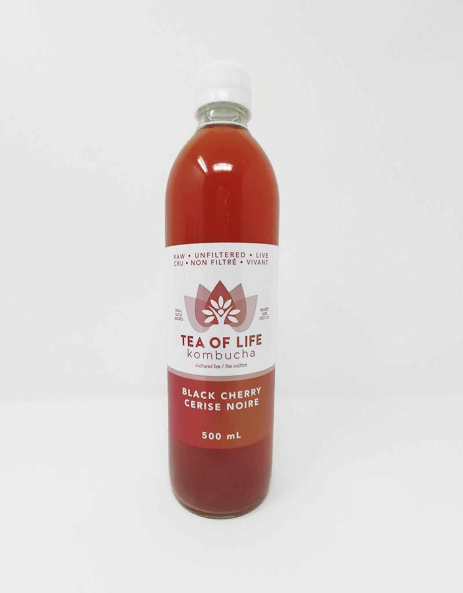 Tea of Life Tea of Life - Kombucha, Black Cherry