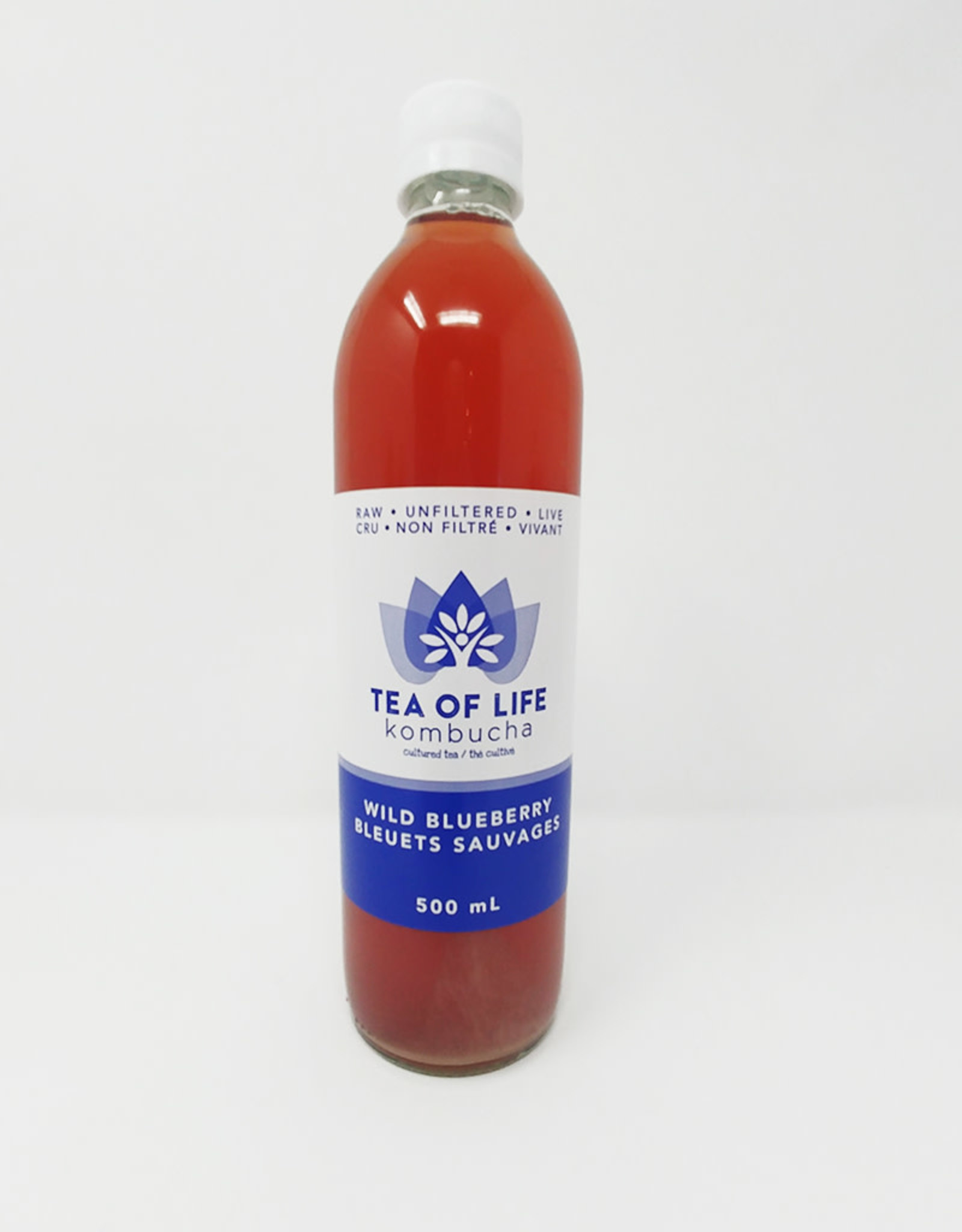 Tea of Life Tea of Life - Kombucha, Blueberry