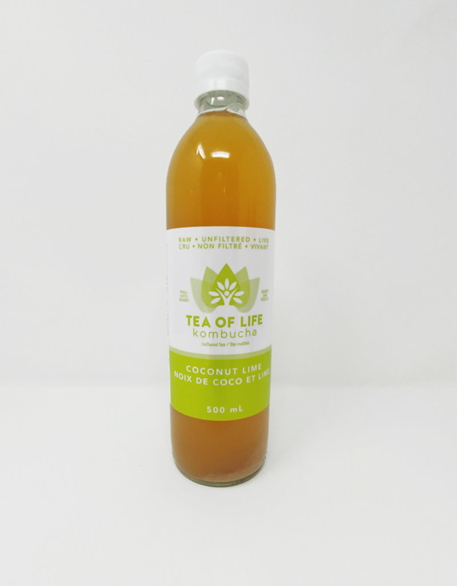 Tea of Life Tea of Life - Kombucha, Coconut Lime